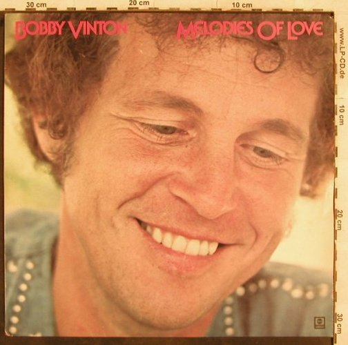 Vinton,Bobby: Melodies Of Love, ABC(C062-96197 D), D, woc, 1974 - LP - X57 - 3,00 Euro
