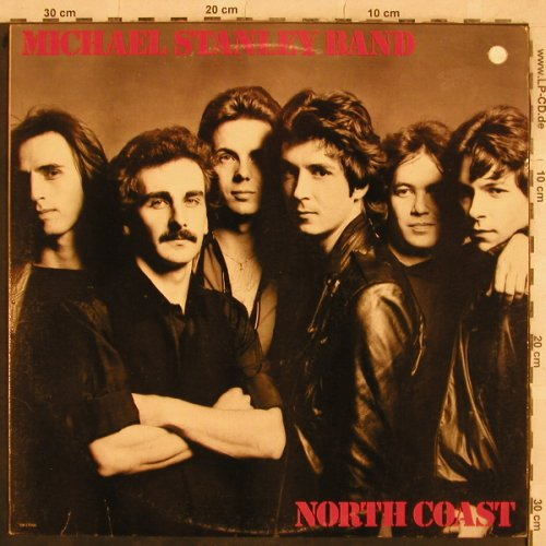 Stanley Band,Michael: North Coast, EMI(SW-17056), US, Co, 1981 - LP - X590 - 6,00 Euro