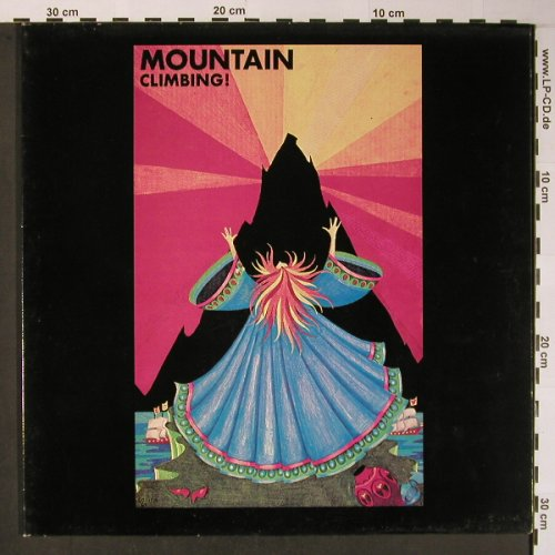 Mountain: Climbing! (1970), Ri, BGO Records(BGOLP112), UK, 1991 - LP - X5930 - 17,50 Euro