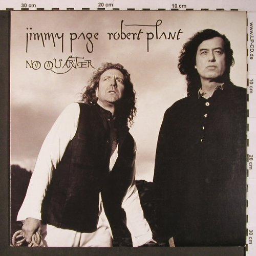 Page,Jimmy / Robert Plant: No Quarter, Phonogram(526 362-1), D,  - 2LP - X5938 - 96,00 Euro