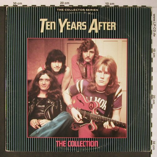 Ten Years After: The Collection,Foc, Ri, Castle(CCSLP 115), UK, 1985 - 2LP - X5939 - 9,00 Euro
