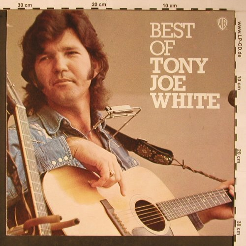 White,Tony Joe: Best Of, m /vg+, WB(56 149), D, co, 1977 - LP - X5965 - 12,50 Euro
