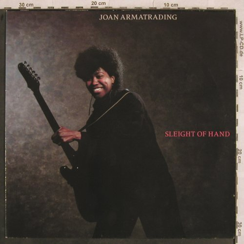Armatrading,Joan: Sleight Of Hand, AM(395130-1), D, 1986 - LP - X601 - 4,00 Euro