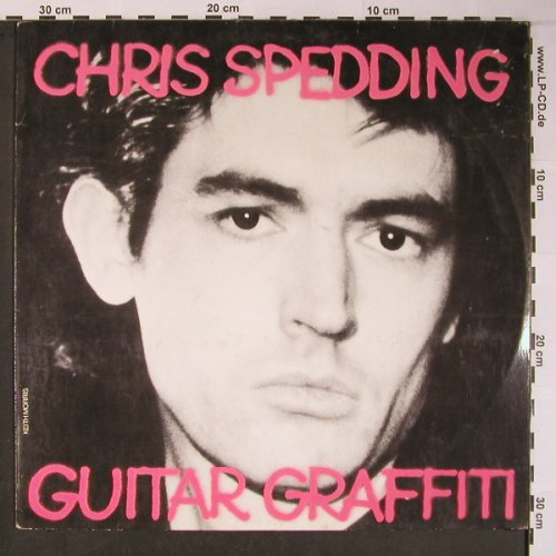 Spedding,Chris: Guitar Graffiti, RAK(064-62 231), D, 1978 - LP - X6084 - 6,00 Euro