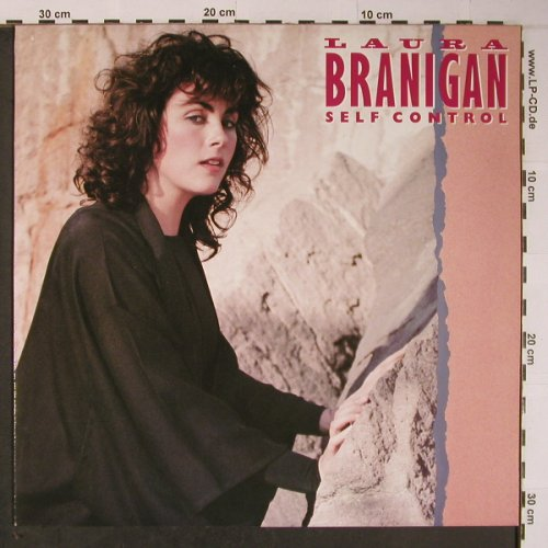 Branigan,Laura: Self Control, Atlantic(780 147-1), D, 1984 - LP - X6129 - 5,00 Euro