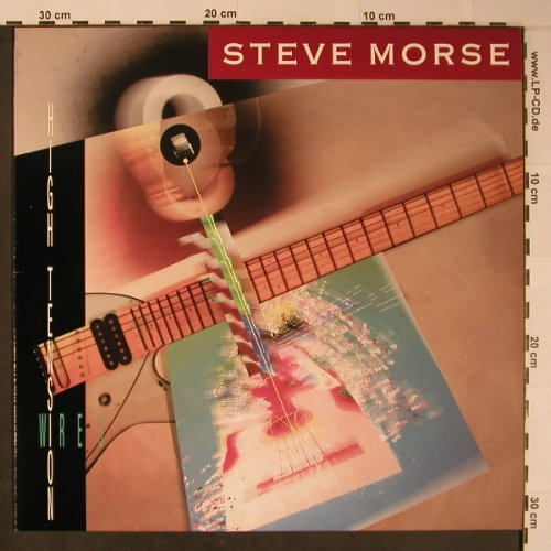 Morse,Steve: High Tension Wires, MCA(255 930-1), D, 1989 - LP - X6186 - 6,00 Euro