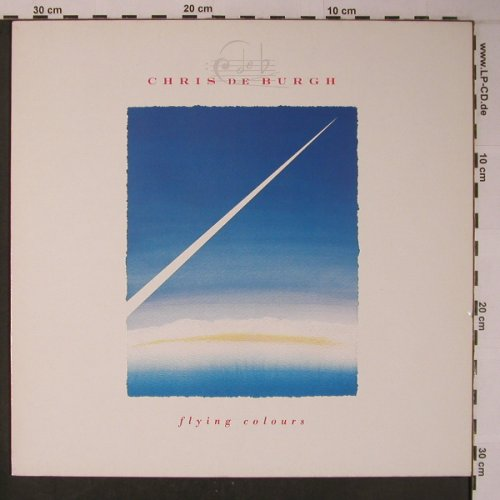De Burgh,Chris: Flying Colours, Club Edition, AM(60 411 6), D, 1988 - LP - X6258 - 6,00 Euro