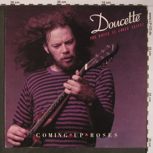 Doucette: Coming Up Roses, RIO Rec.(RIO 91010), CDN, 1981 - LP - X6336 - 7,50 Euro