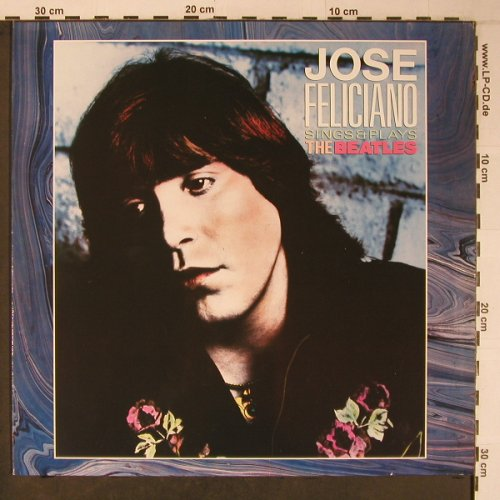 Feliciano,Jose: Sings & Plays The Beatles(new), RCA(NL89715), D, 1985 - LP - X6371 - 18,00 Euro