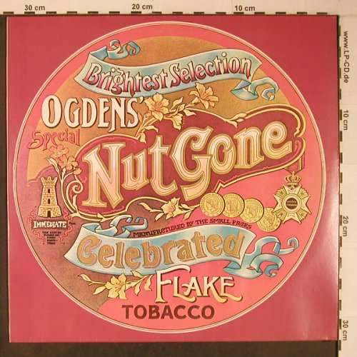 Small Faces: Ogden's Nut Gone Flake, Bellaphon(BBS 2511), D, 1975 - LP - X6435 - 17,50 Euro