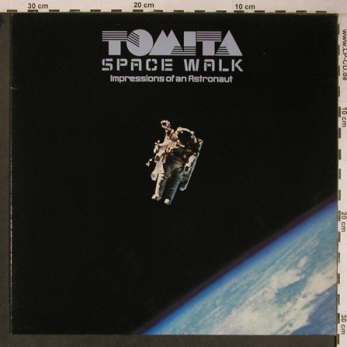 Tomita: Space Walk-Impressions of an Astron, RCA,like new(PL85037), D,RI, 1979 - LP - X6614 - 16,50 Euro