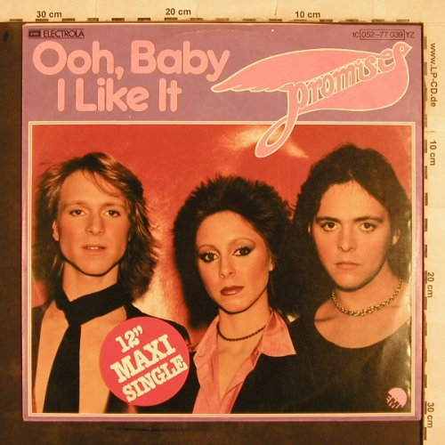 Promises: Ooh Baby I Like It+1, EMI(052-77 039), D, 1979 - 12inch - X669 - 3,00 Euro