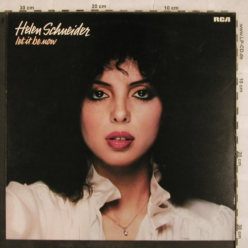Schneider,Helen: Let It Be Now, RCA(FL 12710), D, 1978 - LP - X675 - 4,00 Euro