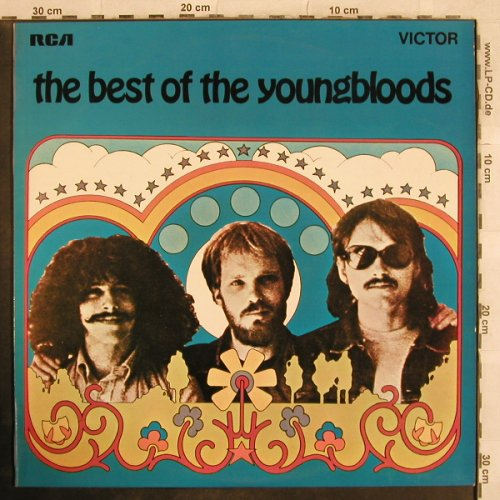 Youngbloods: The Best of the, RCA Victor(LSA 3012), UK, 1970 - LP - X694 - 9,00 Euro