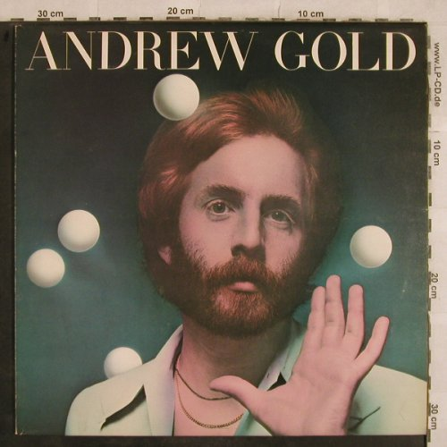 Gold,Andrew: Same, Asylum(K 53020), UK, 1975 - LP - X723 - 5,50 Euro