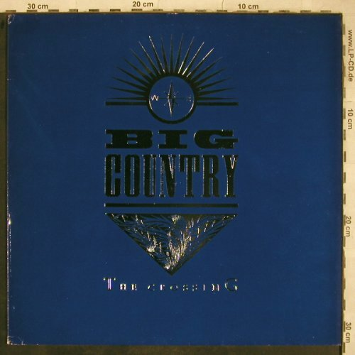 Big Country: The Crossing, Mercury(812 870-1), D, 1983 - LP - X724 - 5,00 Euro