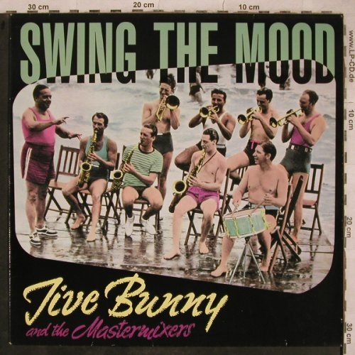 Jive Bunny & The Mastermixers: Swing The Mood*2+1, BCM(12301), D,  - 12inch - X730 - 3,00 Euro