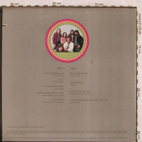 Puzzle: Same, Motown(M768L), US, co, 1973 - LP - X73 - 7,50 Euro