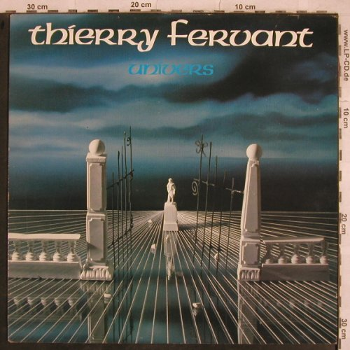Fervant,Thierry: Univers, M Records(MLP 10.236), F, 1980 - LP - X776 - 7,50 Euro