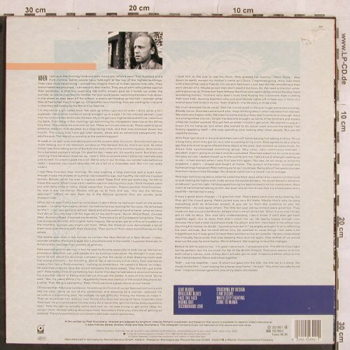 Townshend,Pete: White City, Atco(252 392-1), D, 1985 - LP - X79 - 5,00 Euro