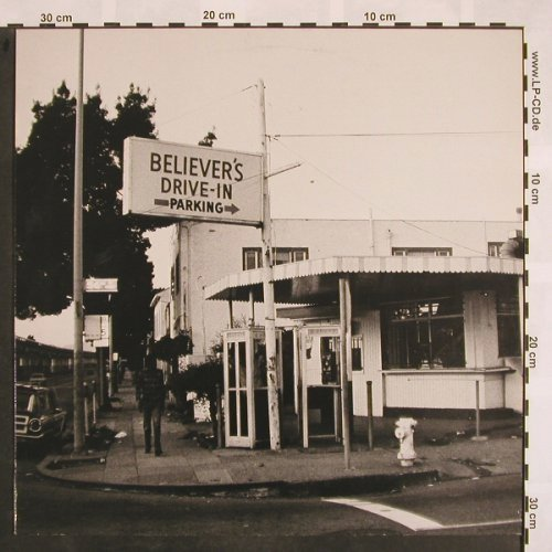 J.D.Buhl and the Believers: Drive-In, Line(6.26057 AP), D, 1984 - LP - X836 - 6,00 Euro