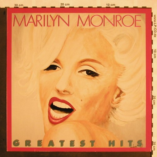 Monroe,Marilyn: Greatest Hits, Neon(8333037), B,  - LP - X934 - 6,00 Euro