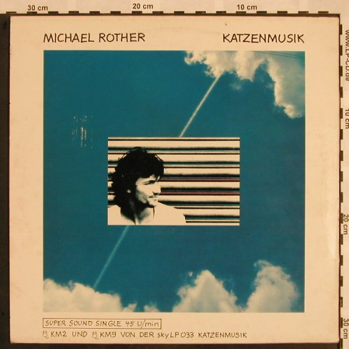 Rother,Michael: Katzenmusik*2, m-/vg+, SKY(101), D, 1979 - 12inch - X990 - 4,00 Euro