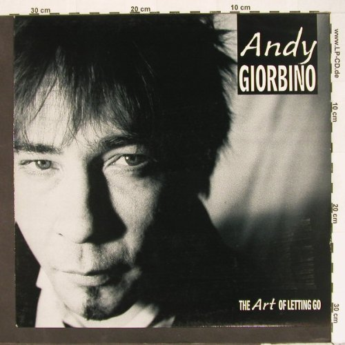 Giorbino,Andy: The Art Of Letting Go, What'sSoF.(INDIGO2686-1), D, 89 - LP - A1825 - 5,00 Euro