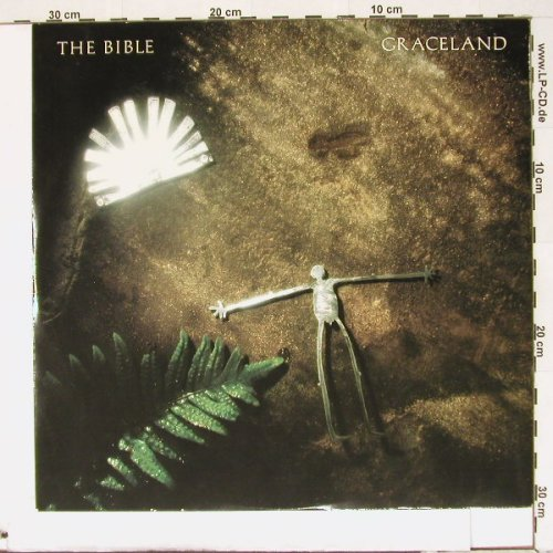 Bible,The: Graceland+4, Chrys.(BIBX1), UK, 87 - 12inch - A1862 - 5,00 Euro
