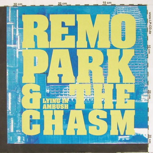 Remo Park & The Chasm: Lying In Ambush, What'sSoF.(SF 97), D, 90 - LP - A1940 - 7,50 Euro