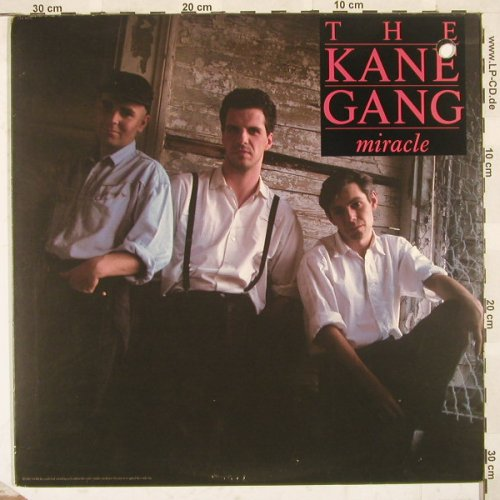 Kane Gang: Miracle, co, Kitchenware(), US, 1987 - LP - A2121 - 4,00 Euro