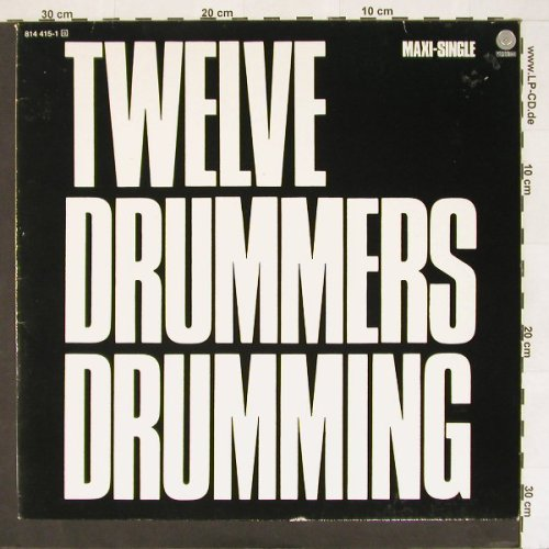 Twelve Drummers Drumming: Lonely/ Money To Burn, Vertigo(), D, 83 - 12inch - A3278 - 4,00 Euro