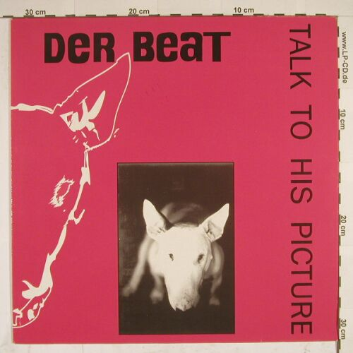 BEAT(Der~): Talk To His Picture, StrangeW19(), ,  - LP - A3465 - 4,00 Euro