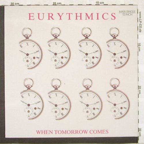 Eurythmics: When Tomorrow Comes*2+1, RCA(), D, 1986 - 12inch - A4458 - 4,00 Euro