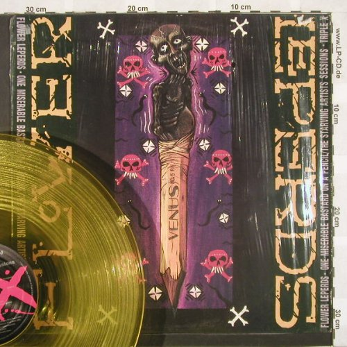 Flower Leperds: One Miserable Bastard...,Yellow Vin, Tripple X(), US, 89 - LP - A4466 - 7,50 Euro