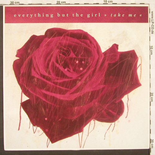 Everything But The Girl: Take Me*2+1, WEA(), D, 90 - 12inch - A4793 - 4,00 Euro