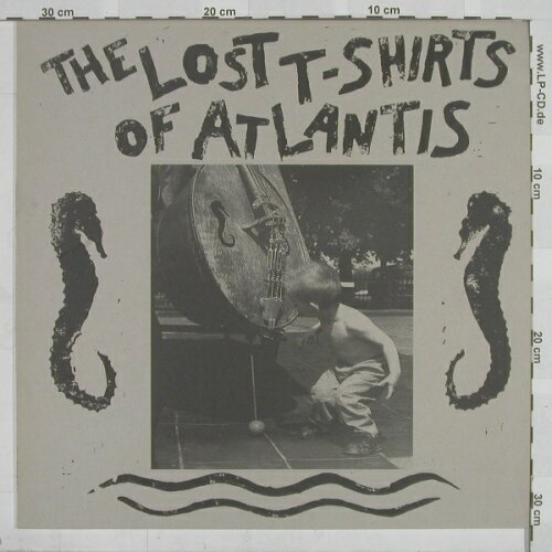 Lost T-Shirts Of Atlantis,The: Same, One Millio(DOLLAR 001), D, 93 - LP - A5763 - 9,00 Euro