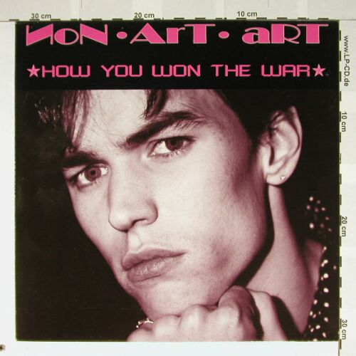 Non Art Art: How You Won The War, Ideal(2573), D, 91 - 12inch - B1352 - 2,50 Euro