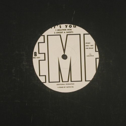 EMF: It's You *3,Promo, LC, Parloph.(), UK,  - 12inch - B1662 - 2,50 Euro
