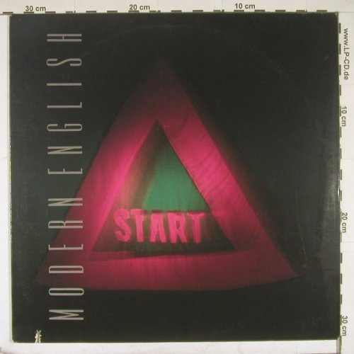 Modern English: Stop Start, Co, Sire(25343-1), US, 86 - LP - B1799 - 7,50 Euro