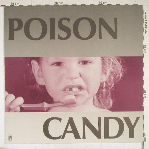 Poison Candy: Same, Pop-I(15-2), EEC, 88 - LP - B1836 - 4,00 Euro