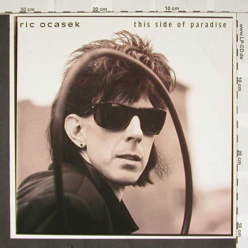 Ocasek,Ric: This Side Of Paradise, Geffen(924 098-1), D, 86 - LP - B3165 - 3,00 Euro