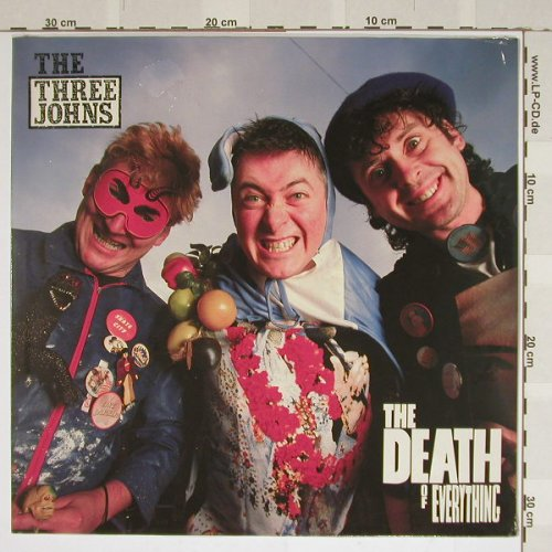 Three Johns: Death Of Everything, FS-New, Line(TCLP 4.0067 J), D, 88 - LP - B3955 - 3,00 Euro
