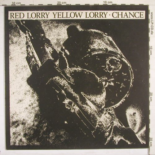 Red Lorry Yellow Lorry: Chance+1, Red Rhino(RED T55), UK,  - 12inch - B4134 - 9,00 Euro
