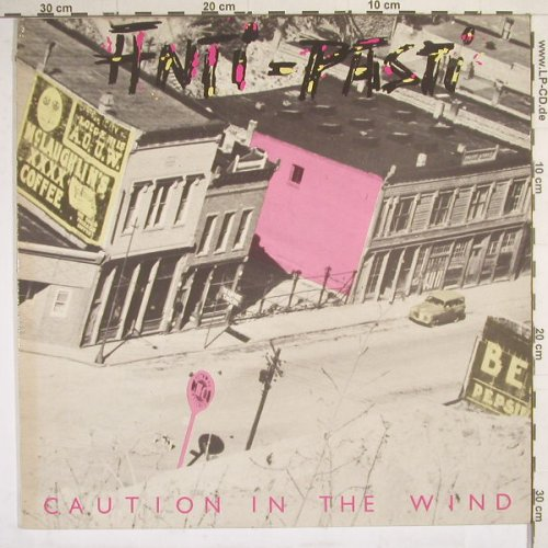 Anti-Pasti: Caution In The Wind, Rondelet(RR 9959), B, 82 - LP - B4155 - 35,00 Euro