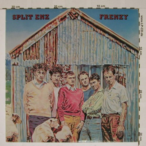 Split Enz: Frenzy, AM(SP69827), AUS, 81 - LP - B5287 - 7,50 Euro