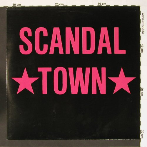 Scandal Town: Surround+2, Scandal T.(001), , 90 - 12inch - B7185 - 5,00 Euro