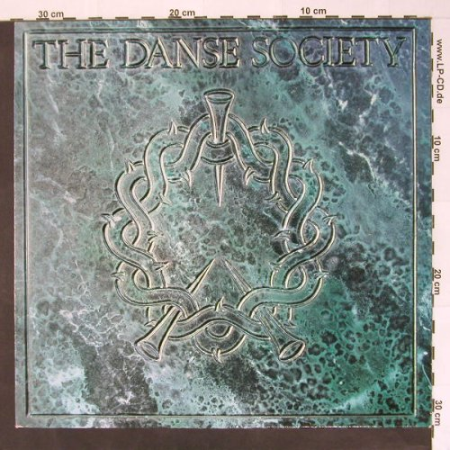 Danse Society: Heaven Is Waiting, Arista(205 972-320), D, 84 - LP - B8180 - 7,50 Euro