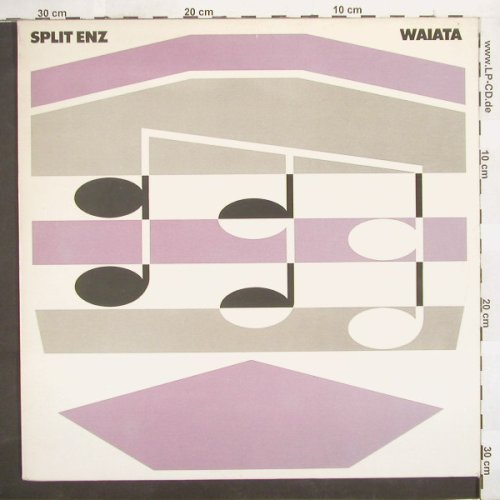 Split Enz: Waiata, AM(LH 64848), NL, 81 - LP - B8988 - 7,50 Euro