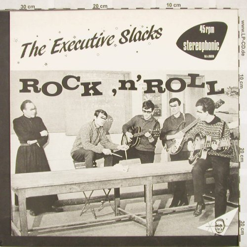 Executive Slacks: Rock'n'Roll+1, Play it ag(BIAS 35), B,  - 12inch - B9365 - 3,00 Euro